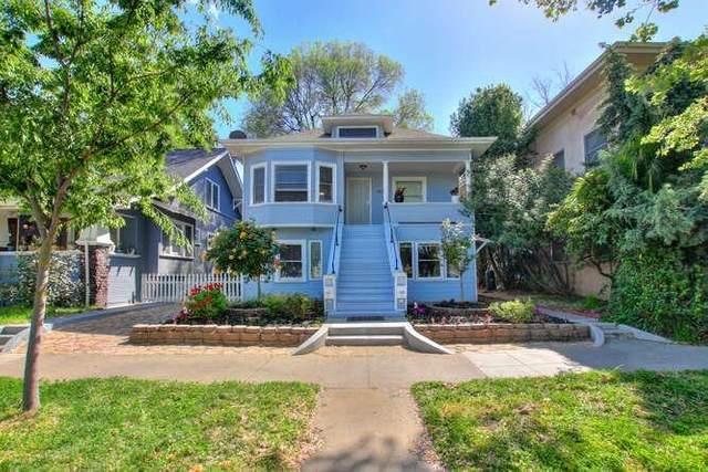 2204 P Street, Sacramento, CA 95818 (MLS #221033820) :: The MacDonald Group at PMZ Real Estate
