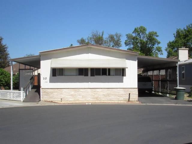 250 E Las Palmas Ave #10, Patterson, CA 95363 (MLS #221033858) :: Heather Barrios