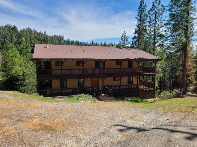 4470 Sierra Springs Drive, Pollock Pines, CA 95726 (MLS #221033915) :: Heidi Phong Real Estate Team