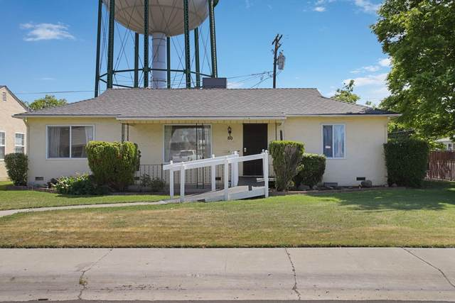 80 W Barrymore Street, Stockton, CA 95204 (MLS #221033970) :: The MacDonald Group at PMZ Real Estate