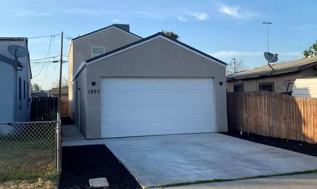 1827 Milton Street, Stockton, CA 95205 (MLS #221034180) :: Keller Williams - The Rachel Adams Lee Group