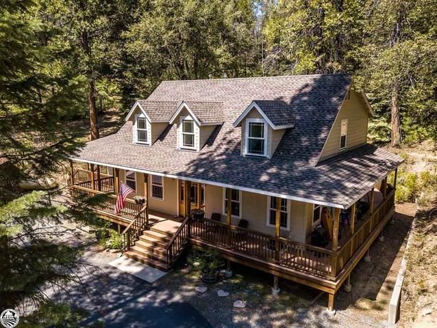 23090 Pioneer Trail, Twain Harte, CA 95383 (MLS #221034444) :: Keller Williams - The Rachel Adams Lee Group