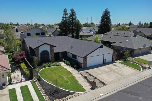 848 Buttercup Place, Manteca, CA 95336 (MLS #221034525) :: Live Play Real Estate | Sacramento