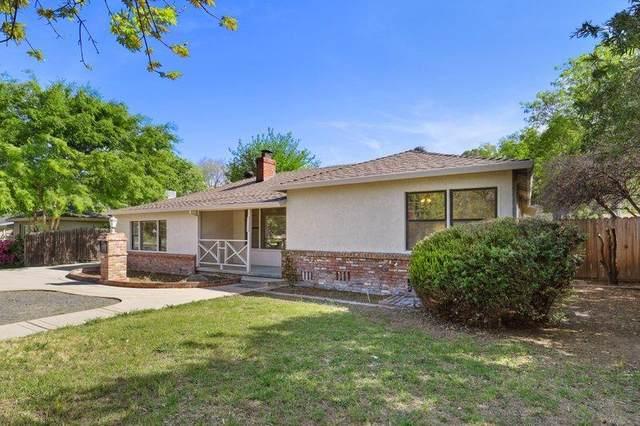 4304 Hazelwood Avenue, Sacramento, CA 95821 (MLS #221034571) :: The Merlino Home Team