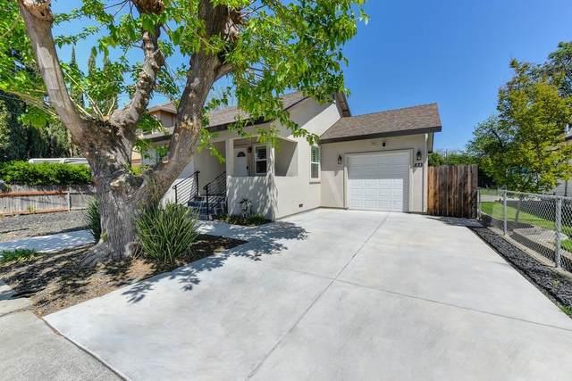 833 Yolo Street, West Sacramento, CA 95605 (MLS #221034981) :: Keller Williams - The Rachel Adams Lee Group
