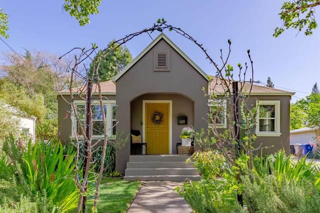 605 Sibley Street, Folsom, CA 95630 (MLS #221035085) :: Keller Williams - The Rachel Adams Lee Group