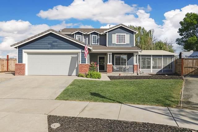 215 Brushwood Place, Brentwood, CA 94513 (#221035242) :: Rapisarda Real Estate