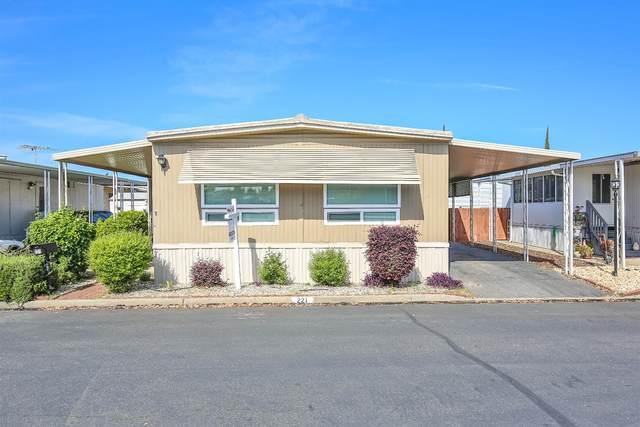 221 Club House Drive, Rancho Cordova, CA 95742 (MLS #221035266) :: eXp Realty of California Inc