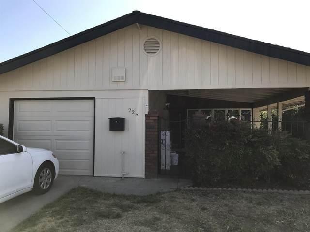 725 Inglewood Drive, West Sacramento, CA 95605 (MLS #221035286) :: Keller Williams - The Rachel Adams Lee Group