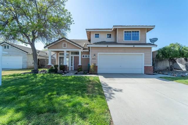 941 Oak Grove Road, Ceres, CA 95307 (MLS #221035429) :: eXp Realty of California Inc