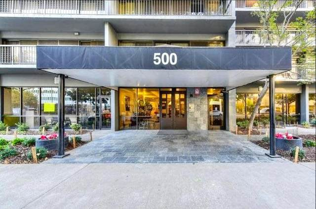 500 N Street #1404, Sacramento, CA 95814 (MLS #221035897) :: Live Play Real Estate | Sacramento