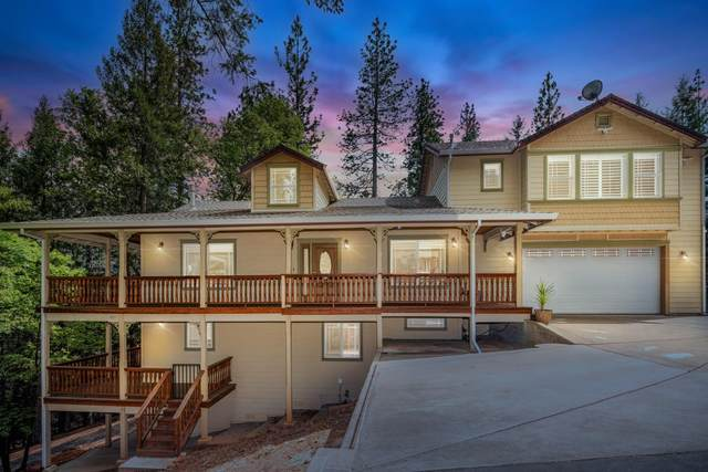 5947 Sly Park Road, Placerville, CA 95667 (MLS #221035956) :: Heather Barrios