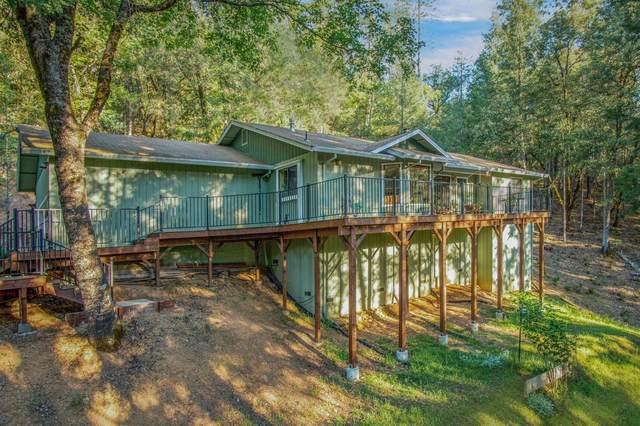 19320 Wymer Lane, Grass Valley, CA 95945 (MLS #221035977) :: The Merlino Home Team