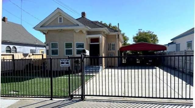 2480 S. Madison, Stockton, CA 95206 (MLS #221035985) :: Keller Williams - The Rachel Adams Lee Group