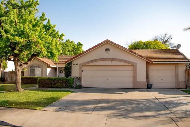 1000 Summerfield Drive, Atwater, CA 95301 (MLS #221036038) :: Keller Williams - The Rachel Adams Lee Group