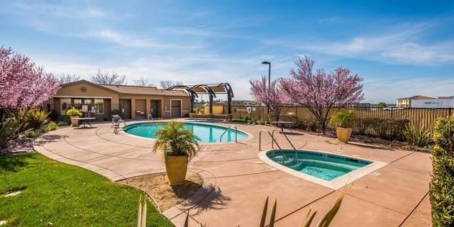 5301 E Commerce Way #45101, Sacramento, CA 95835 (MLS #221036054) :: The Merlino Home Team