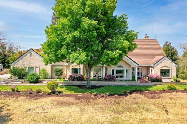 9351 Oak View Drive, Oakdale, CA 95361 (MLS #221036457) :: The MacDonald Group at PMZ Real Estate