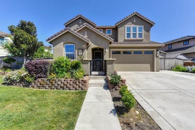 5409 Jade Springs Way, Rancho Cordova, CA 95742 (MLS #221036519) :: Keller Williams - The Rachel Adams Lee Group