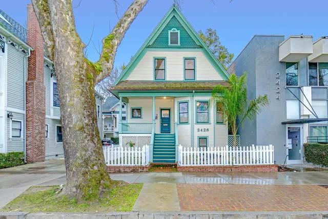 2428 K Street, Sacramento, CA 95816 (#221036541) :: Rapisarda Real Estate