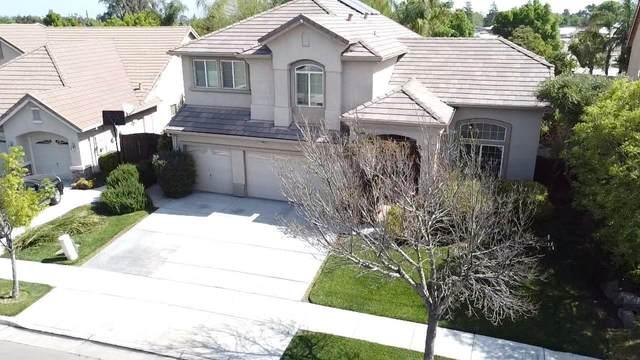 1674 Mahogany Drive, Los Banos, CA 93635 (MLS #221036687) :: Keller Williams - The Rachel Adams Lee Group