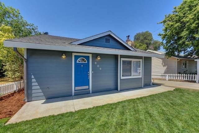 806 Comstock Drive, Folsom, CA 95630 (MLS #221036726) :: Keller Williams - The Rachel Adams Lee Group