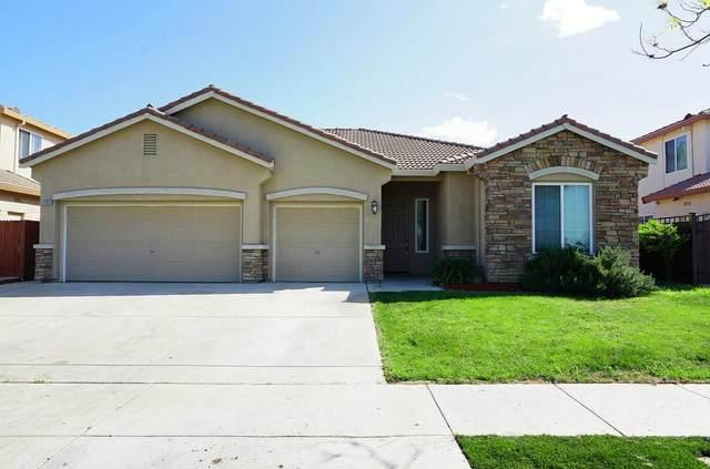 2203 Palermo Drive, Los Banos, CA 93635 (MLS #221036760) :: The Merlino Home Team