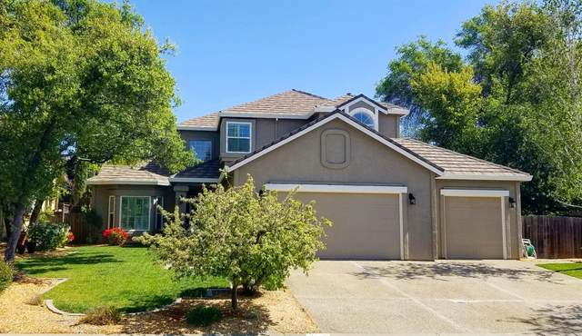 7268 Silver Tree Place, Granite Bay, CA 95746 (MLS #221037016) :: The Merlino Home Team