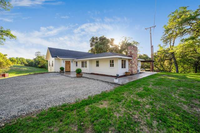 9080 Sheppard Ranch Road, Sonora, CA 95370 (MLS #221037126) :: Keller Williams - The Rachel Adams Lee Group