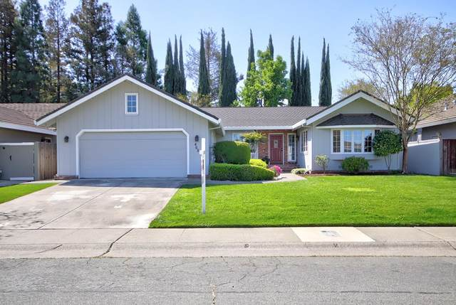 468 Pimentel Way, Sacramento, CA 95831 (MLS #221037268) :: Heidi Phong Real Estate Team