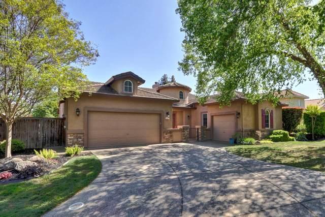 7527 Verona Drive, Rancho Murieta, CA 95683 (MLS #221037296) :: 3 Step Realty Group