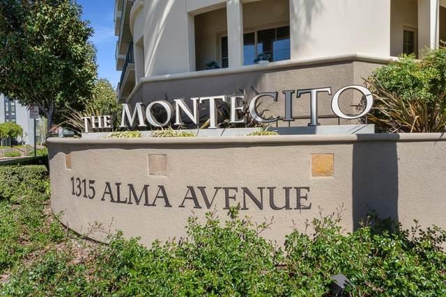 1315 Alma Avenue #142, Walnut Creek, CA 94596 (MLS #221037345) :: Keller Williams - The Rachel Adams Lee Group