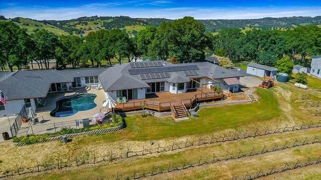 15440 Vaira Ranch Road, Drytown, CA 95699 (MLS #221037427) :: Keller Williams - The Rachel Adams Lee Group