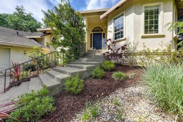 1960 Portsmouth Drive, El Dorado Hills, CA 95762 (MLS #221037599) :: Keller Williams - The Rachel Adams Lee Group