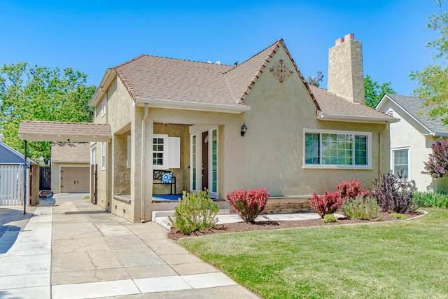 2040 36th Street, Sacramento, CA 95817 (MLS #221038733) :: eXp Realty of California Inc