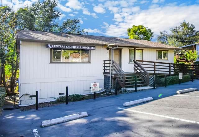 251 W Jackson Street, Sonora, CA 95370 (MLS #221038922) :: Keller Williams Realty