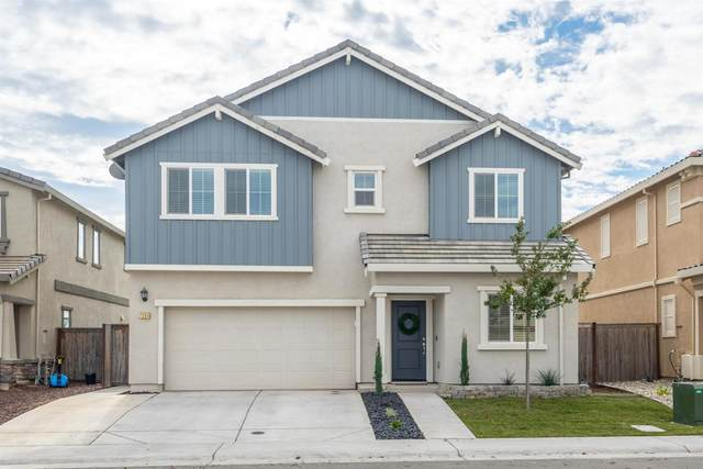 7304 Corvus Circle, Roseville, CA 95747 (MLS #221039498) :: Keller Williams Realty