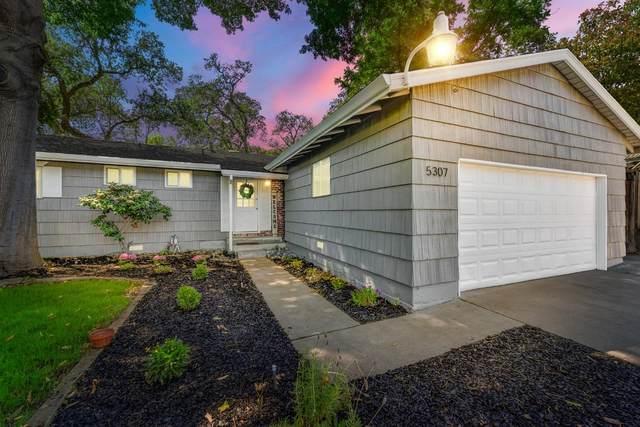5307 Ronnie Street, Fair Oaks, CA 95628 (MLS #221041141) :: The Merlino Home Team