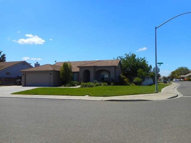 1701 Kit Fox Drive, Hughson, CA 95326 (MLS #221041716) :: Live Play Real Estate | Sacramento