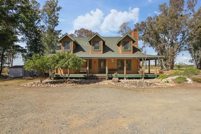 13019 Borden Road, Herald, CA 95638 (#221042258) :: Rapisarda Real Estate