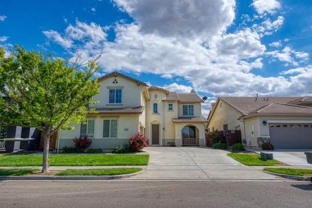 1402 Mesa Creek Drive, Patterson, CA 95363 (MLS #221042271) :: Heather Barrios