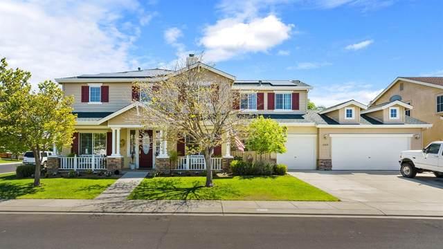 2164 Ivory Lace Avenue, Manteca, CA 95337 (MLS #221043233) :: Keller Williams - The Rachel Adams Lee Group
