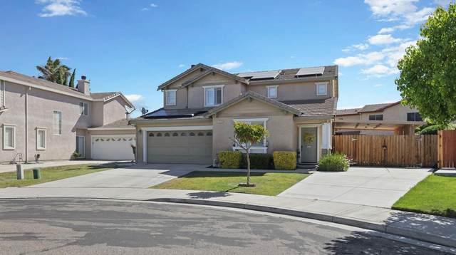1226 Crossroads Court, Tracy, CA 95377 (#221044383) :: Rapisarda Real Estate