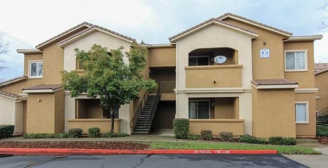 501 Gibson Drive #1323, Roseville, CA 95678 (MLS #221044514) :: Keller Williams - The Rachel Adams Lee Group