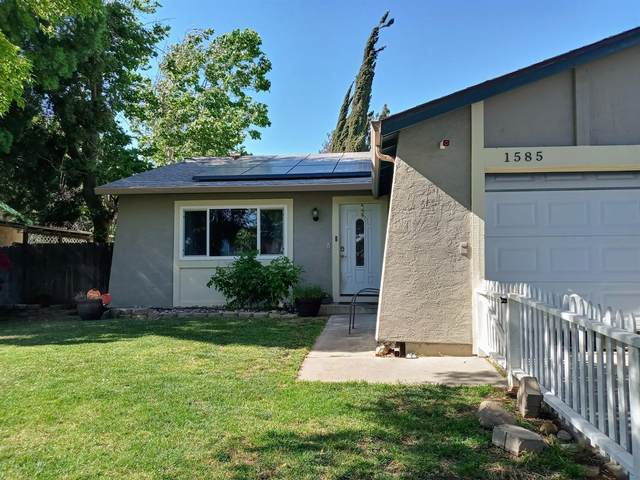 1585 Bondy Lane, Tracy, CA 95376 (MLS #221044738) :: Heidi Phong Real Estate Team