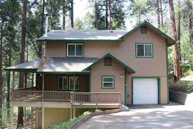 3706 Gold Ridge Trail, Pollock Pines, CA 95726 (MLS #221044784) :: Heidi Phong Real Estate Team