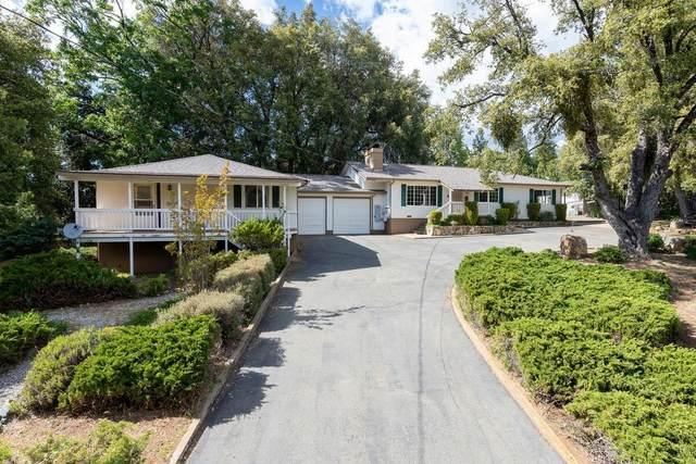 19805 Shake Ridge Road, Volcano, CA 95689 (MLS #221045193) :: Live Play Real Estate | Sacramento