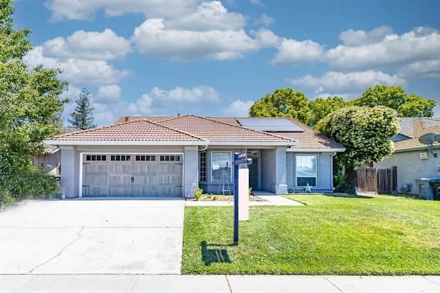 6106 Kasper Drive, Riverbank, CA 95367 (MLS #221045242) :: Heather Barrios