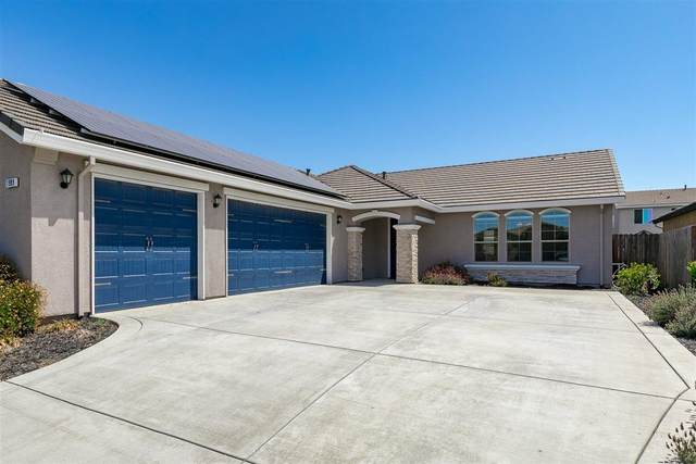 1989 Bidwell Bar Drive, Plumas Lake, CA 95961 (MLS #221045281) :: Keller Williams - The Rachel Adams Lee Group