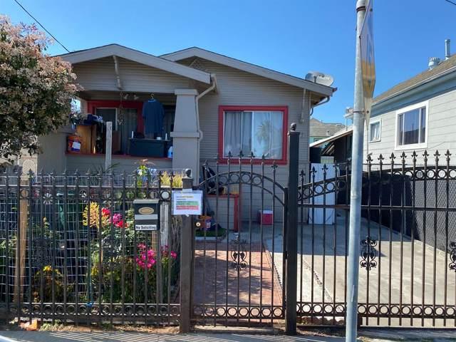 1277 76 Th Ave, Oakland, CA 94621 (MLS #221045480) :: DC & Associates