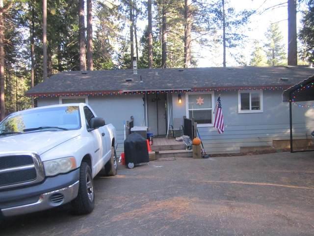 5300 Golden Aspen Drive, Grizzly Flats, CA 95636 (MLS #221045860) :: Keller Williams - The Rachel Adams Lee Group